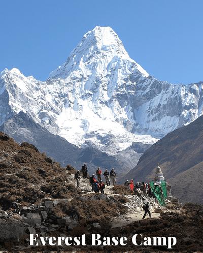 Everest Base Camp - Tusker Trail