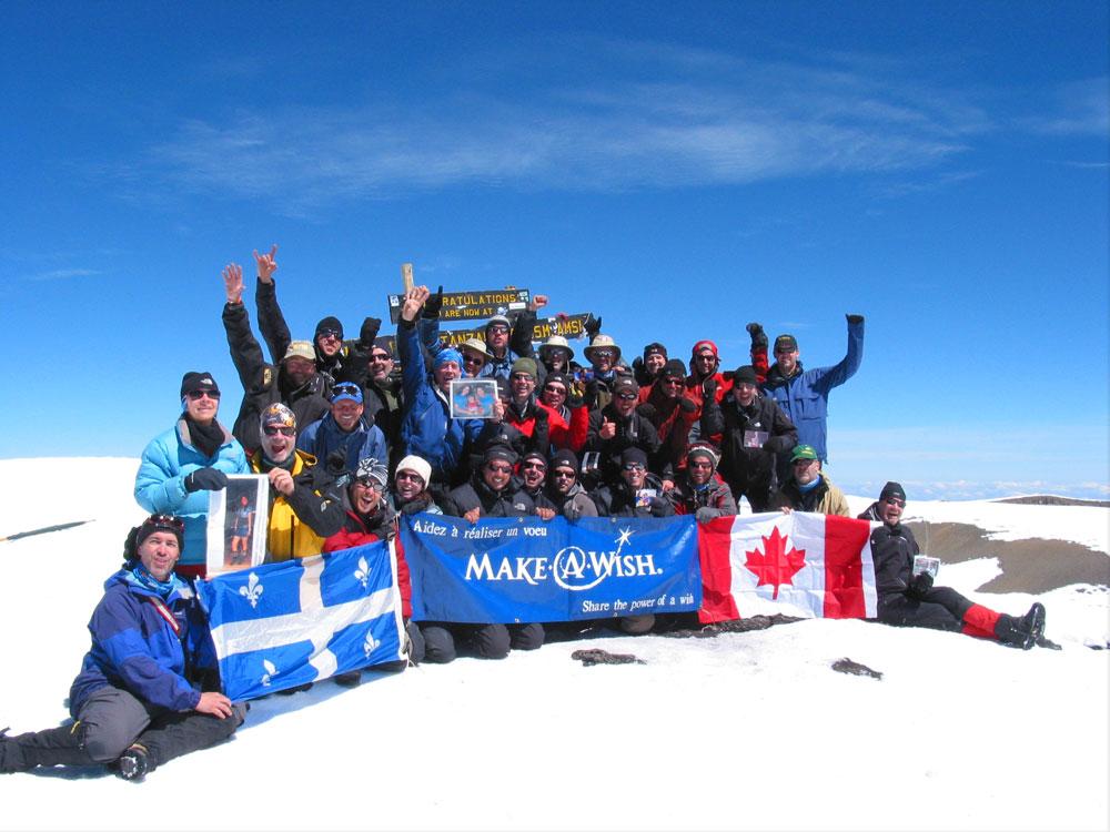 Kilimanjaro-Charity