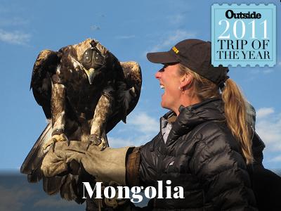 Mongolia Trek - Tusker Trail