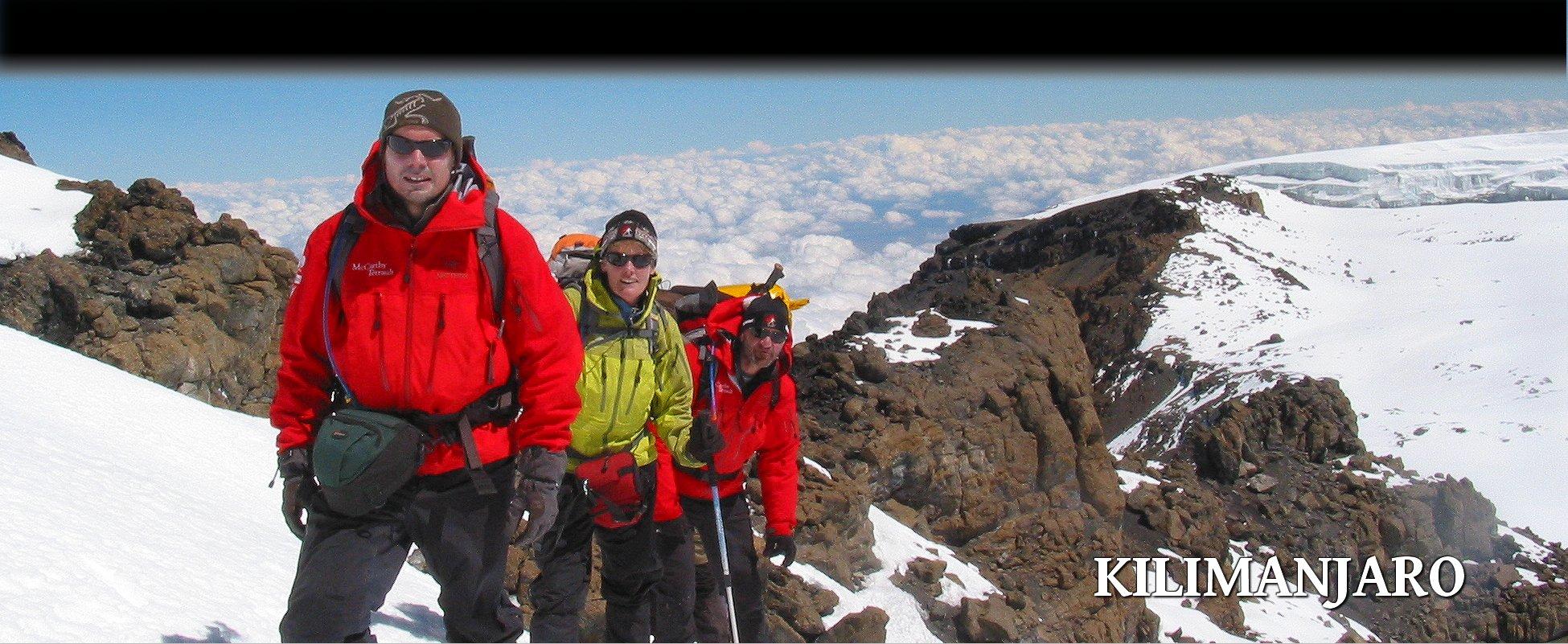 Tusker - Kilimanjaro Lemosho