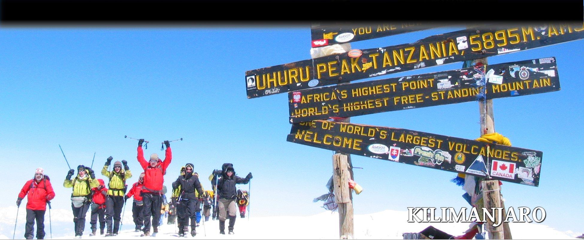 Tusker - Kilimanjaro Spiral
