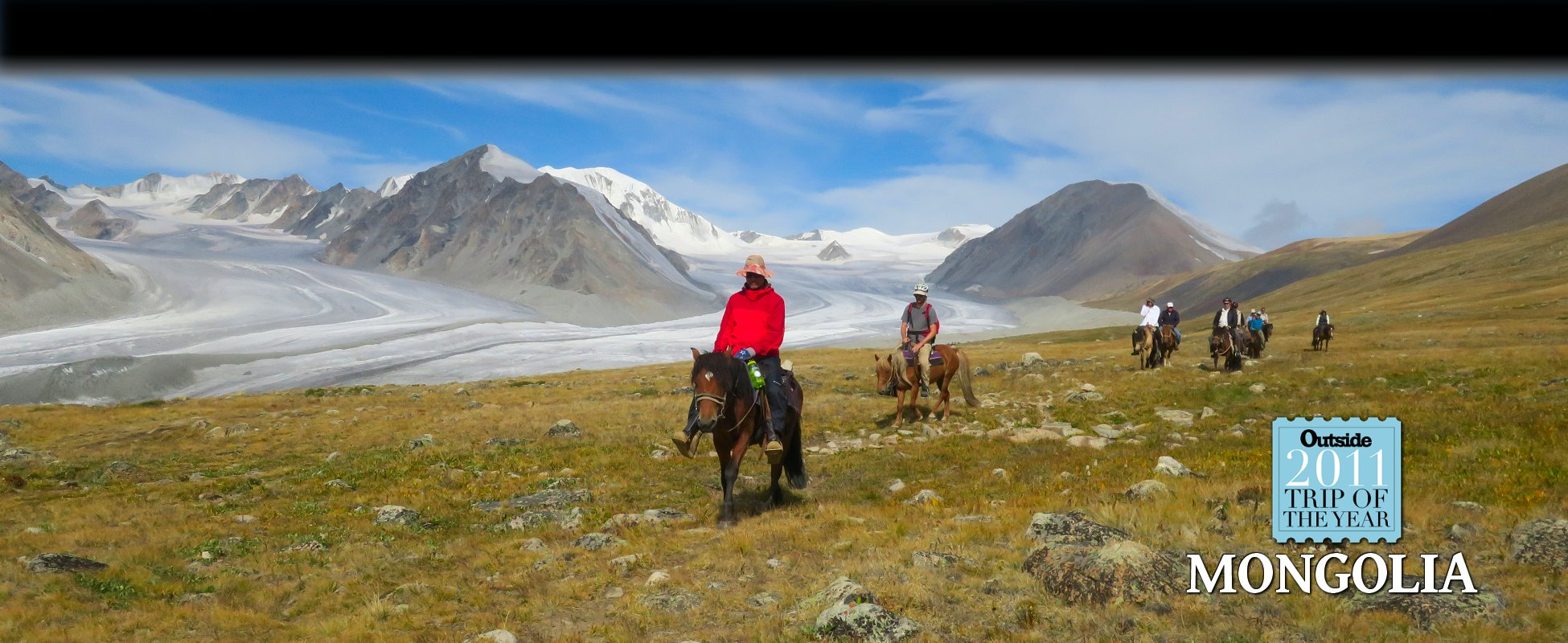 Mongolia Trek About