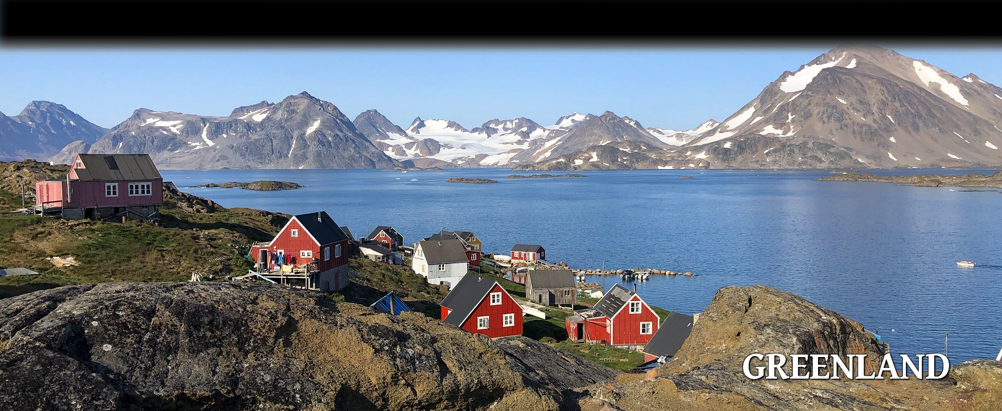 Greenland Trek What to Expect
