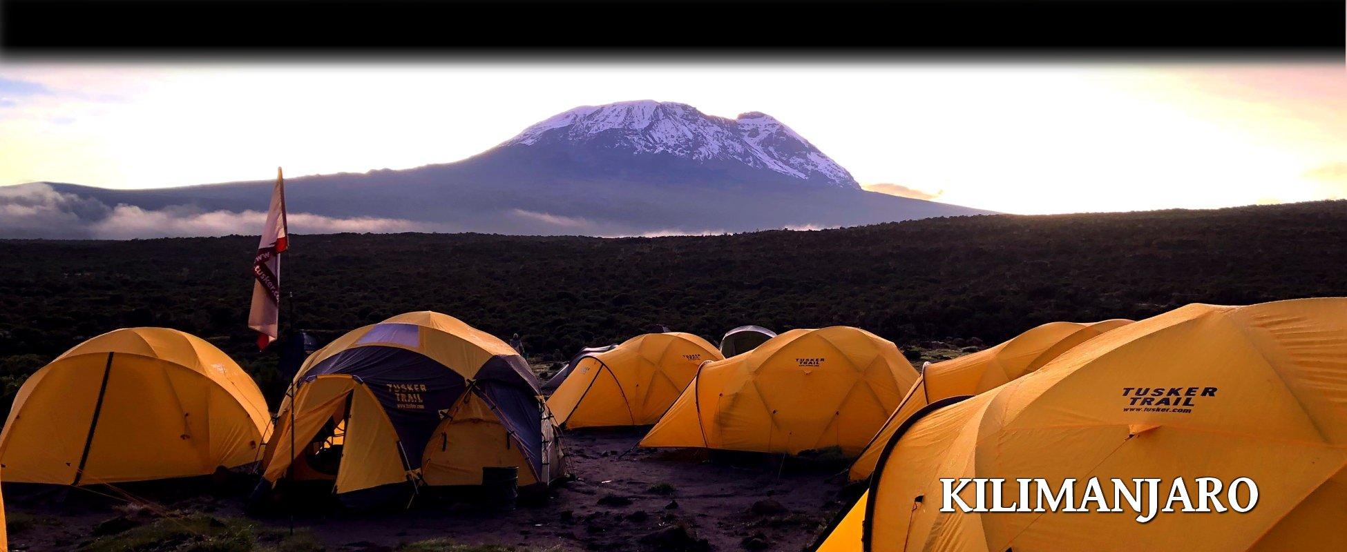 Kilimanjaro Mountain Camp
