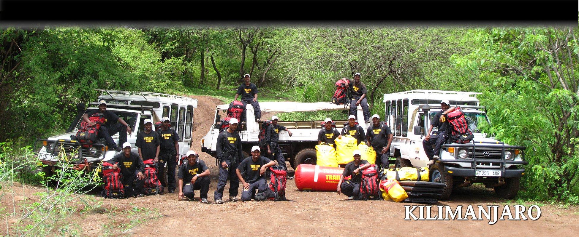 Kilimanjaro World Class Guides