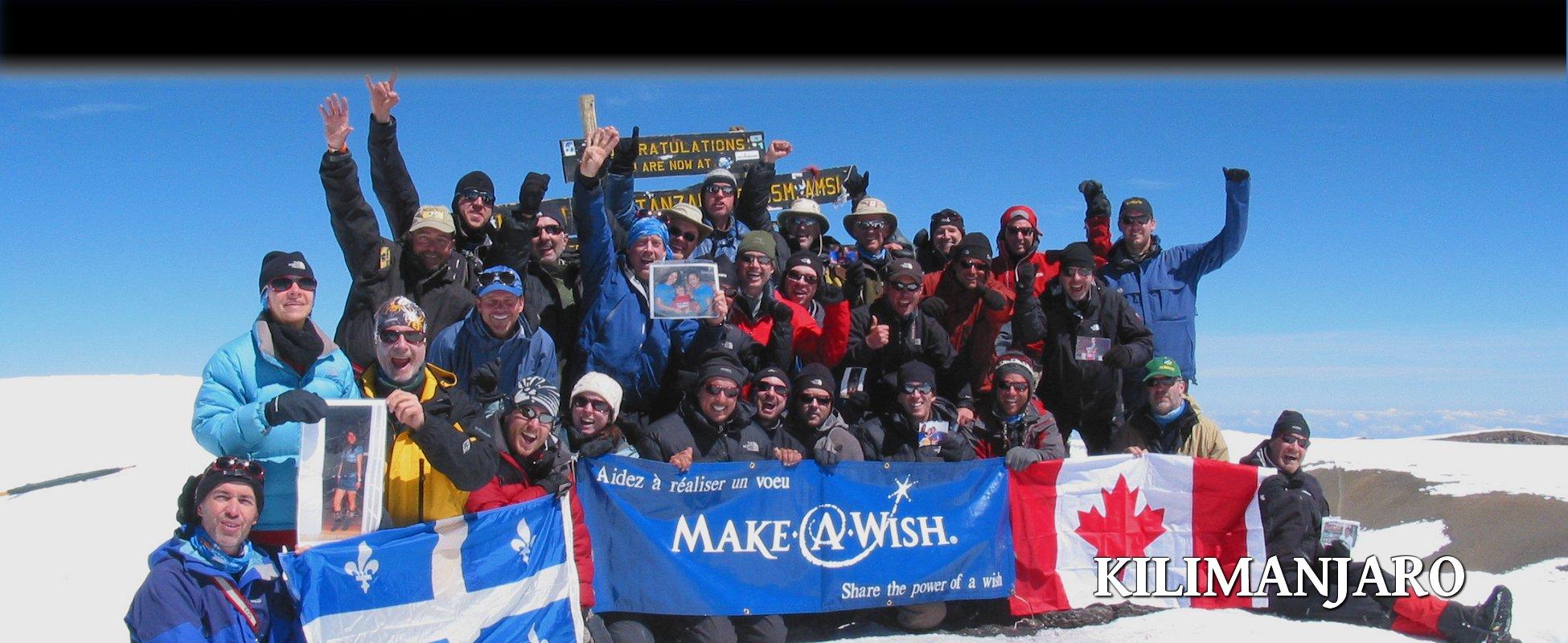 Tusker - Kilimanjaro Charity Climbs