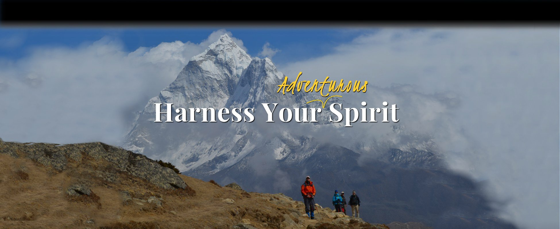 Tusker Trail - Harness Your Spirit