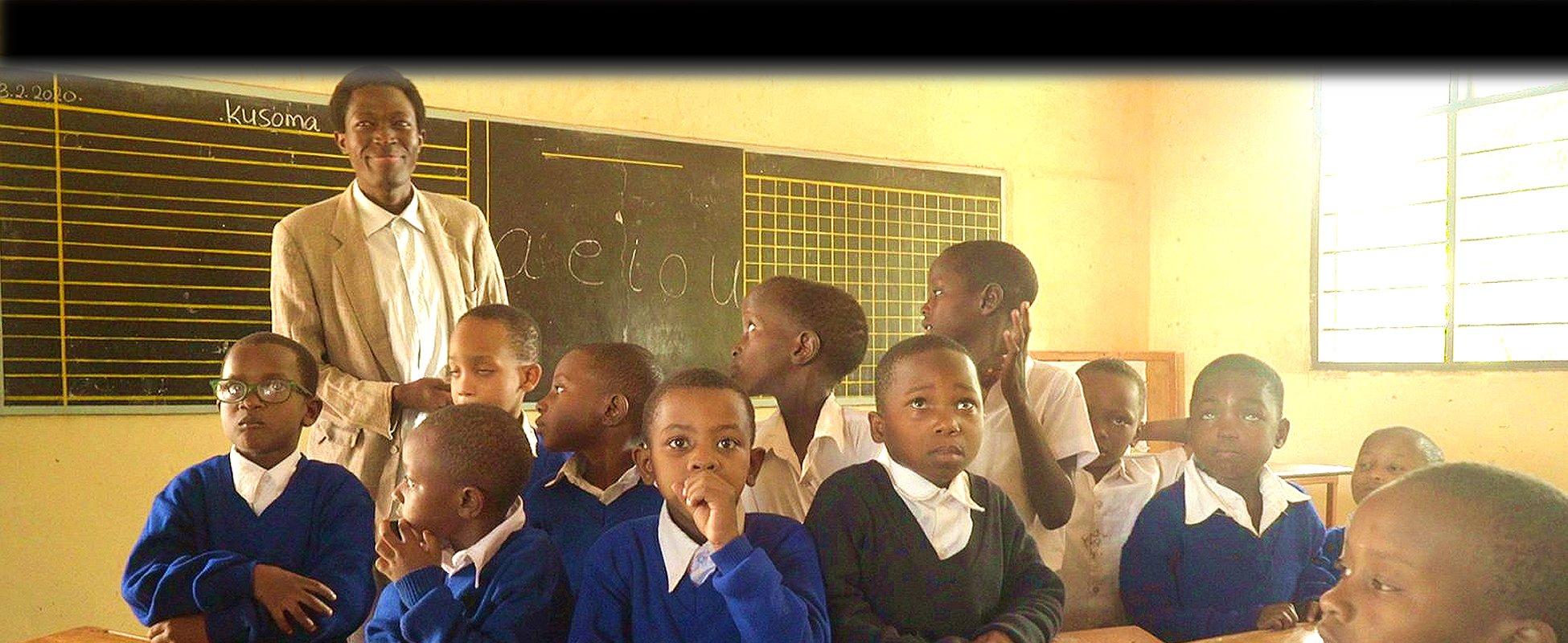 Msandaka School for the Deaf - Tusker Trail